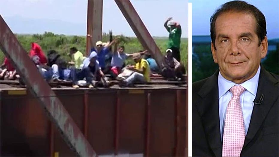 Krauthammer on border crisis