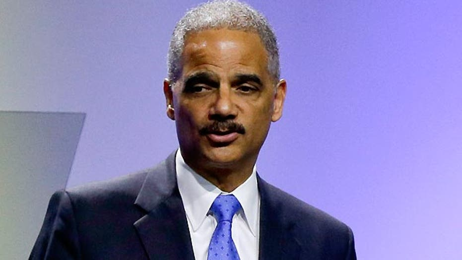Eric Holder takes aim at Florida's 'stand-your-ground' law