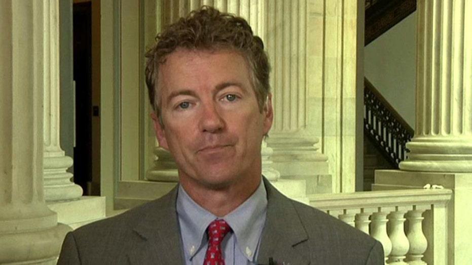 Sen. Paul threatens to block FBI nomination over drones
