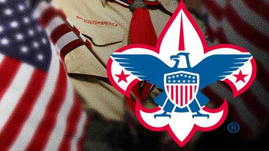 Health requirements keep obese Boy Scouts out of Jamboree