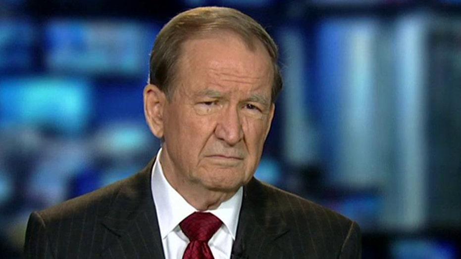 Pat Buchanan on why border crisis may tear the US apart