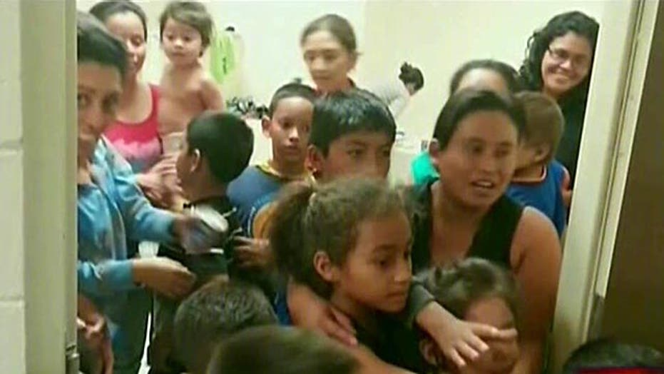 Backlash from immigration crisis sweeping the country