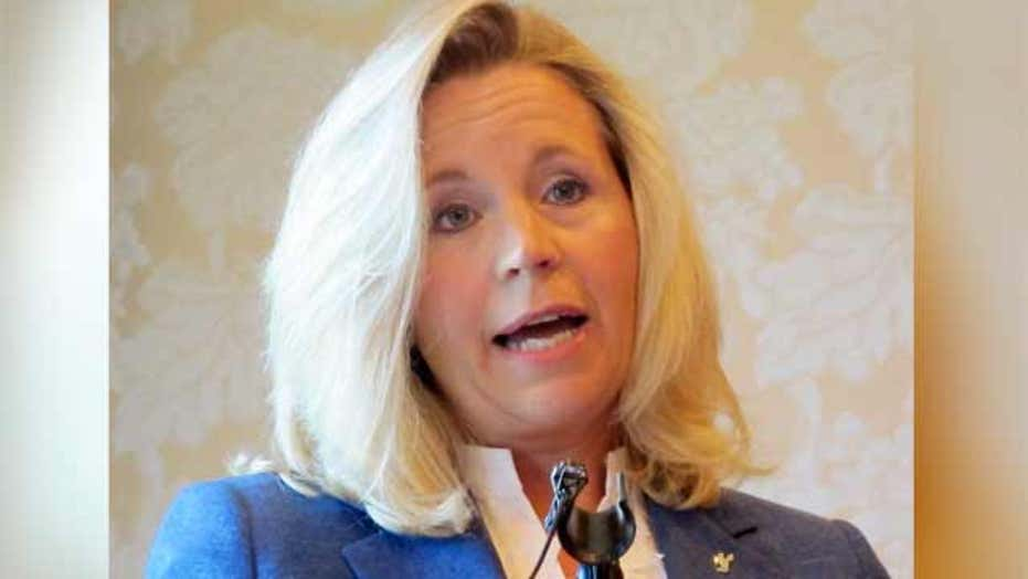Liz Cheney kicks off major battle within the GOP in Wyoming