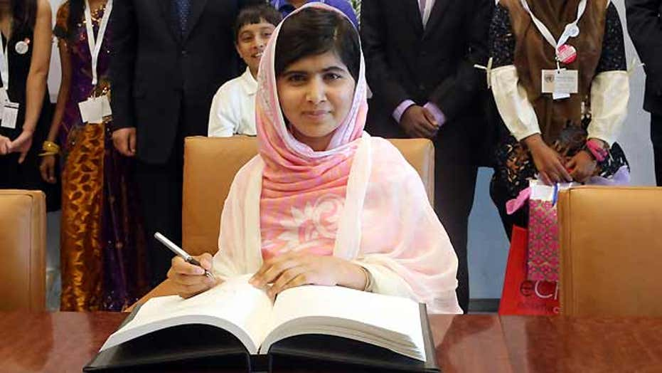 Grapevine: Malala Yousafzai smearing the Taliban?