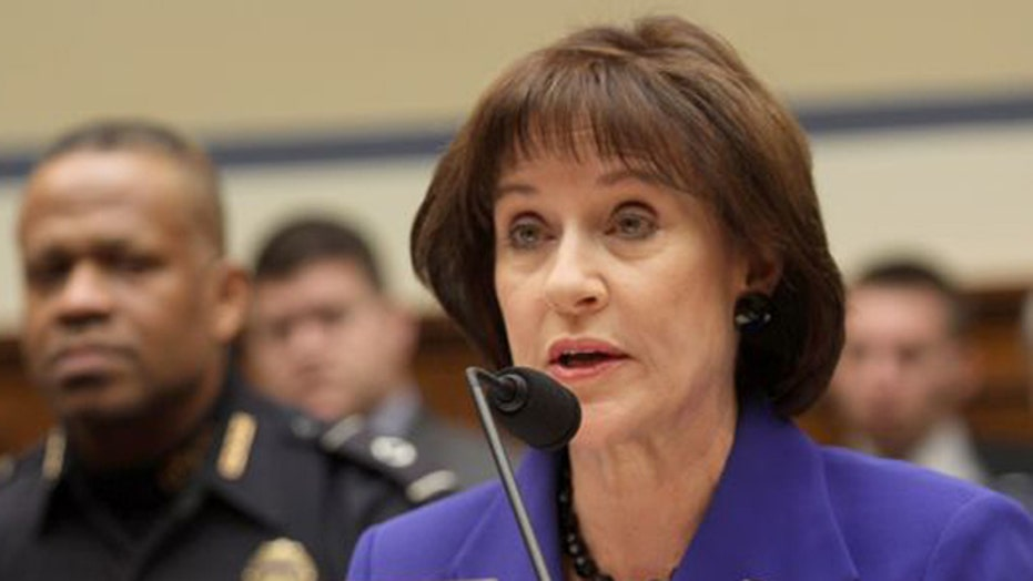 Justice Department investigates missing IRS emails