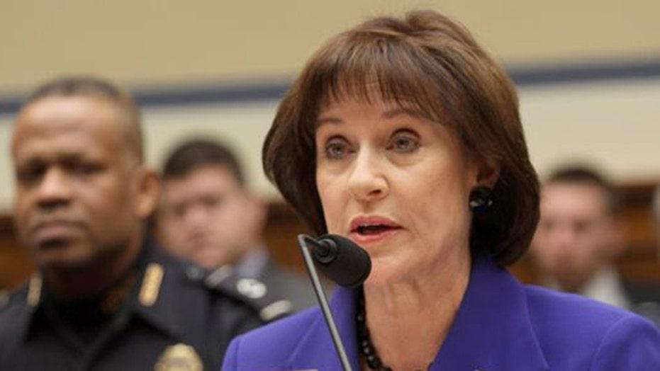 Justice Department investigates missing IRS emails