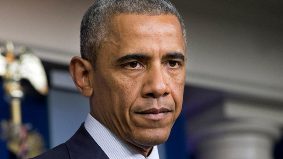 Legal experts back suit against Obama 'uber presidency'