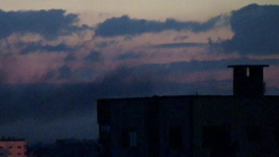 Israel begins ground operation in the Gaza Strip