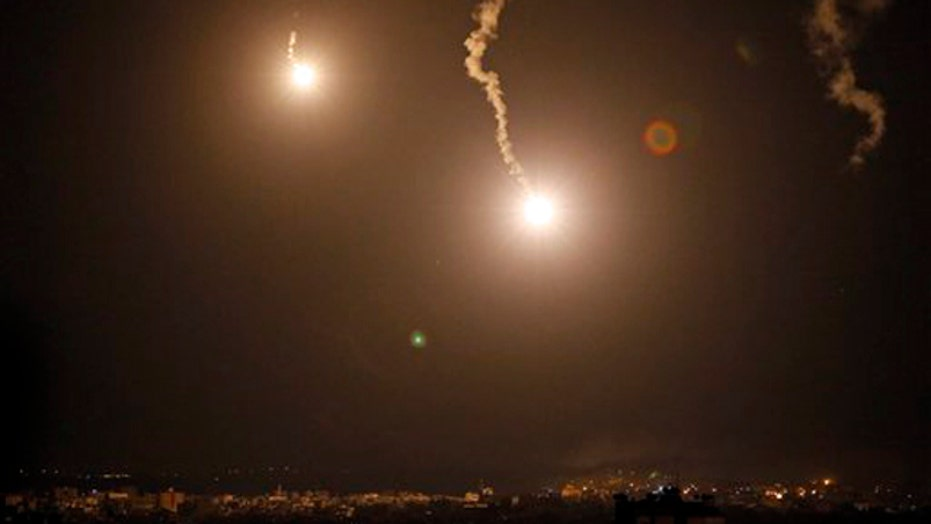 Israeli forces target Hamas infiltration tunnels