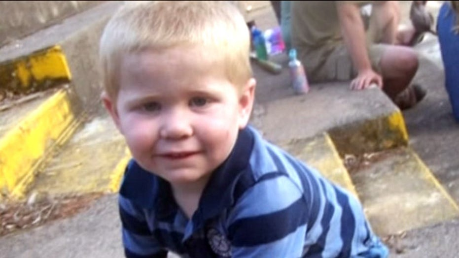 Search for missing toddler comes to tragic end