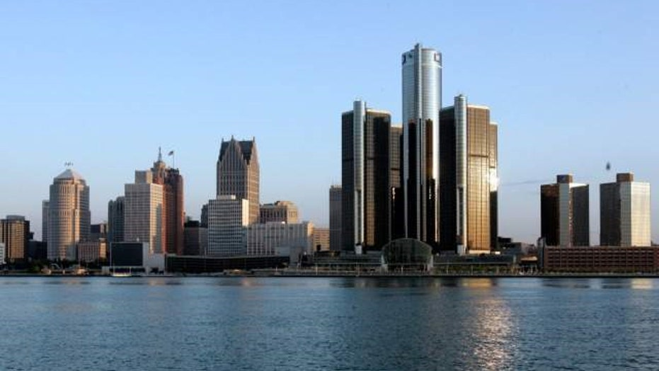 Detroit's descent: Largest bankruptcy in US history
