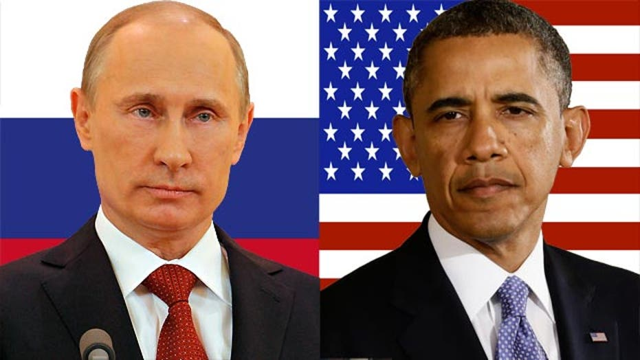 Cold War chill entering US relations with Russia?