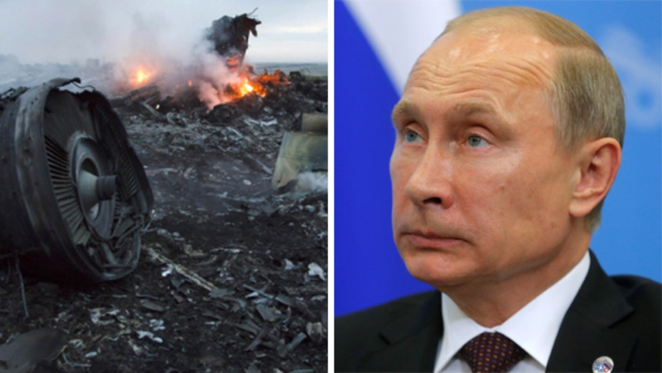 Is Putin responsible for Flight MH17?