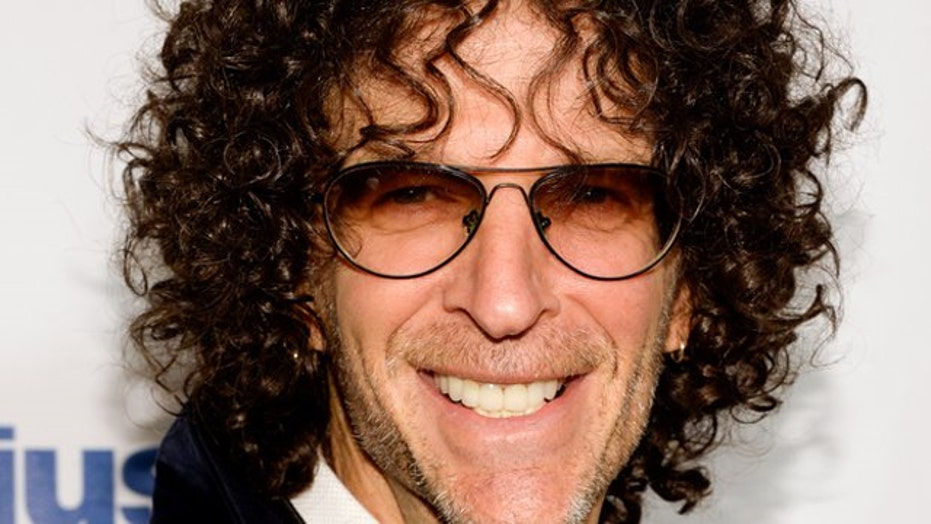 Howard Stern takes on 'Today' hosts