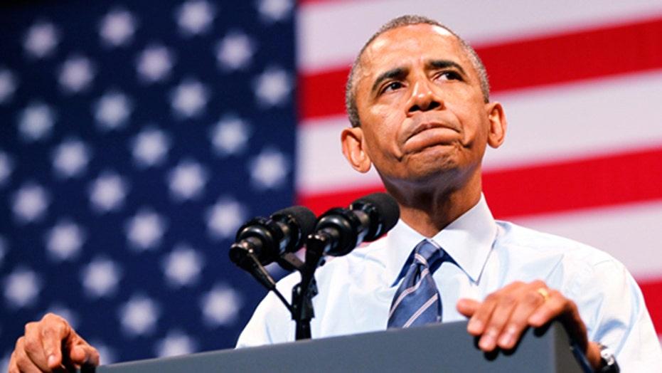 Optics of Obama keeping schedule despite world crises