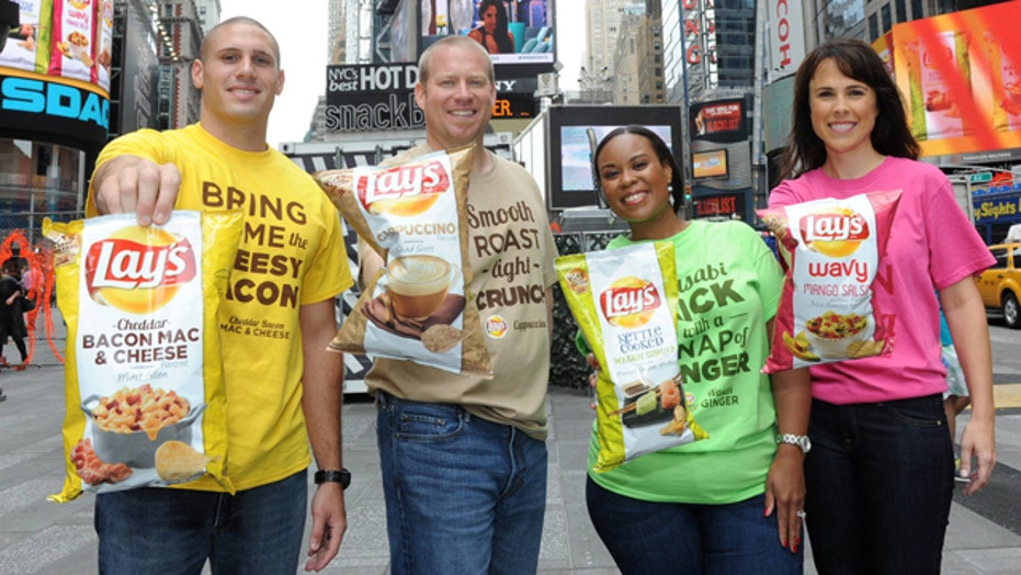 Lay's Flavored Potato Chips