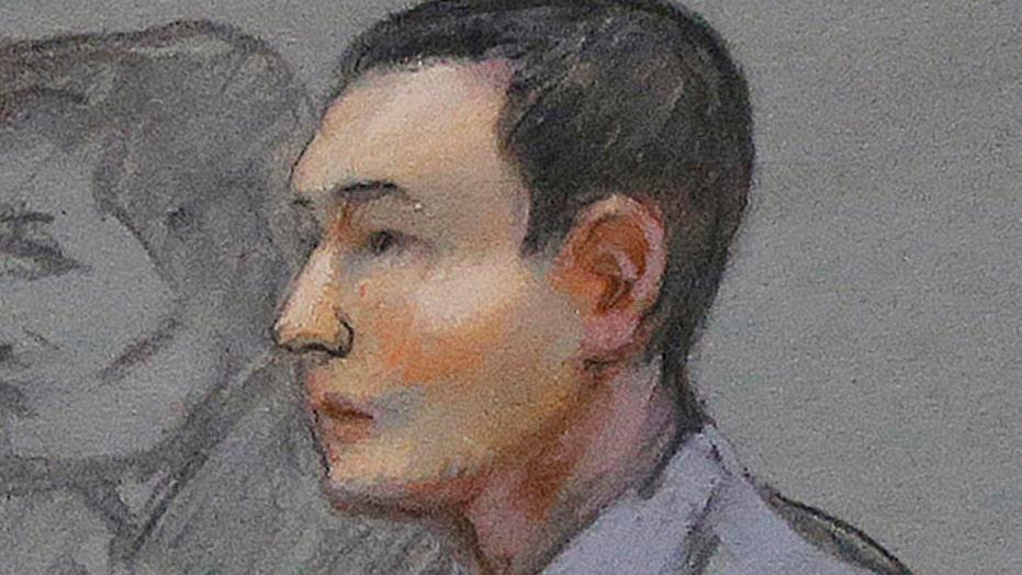 Guilty verdict for Boston bombing suspect's friend