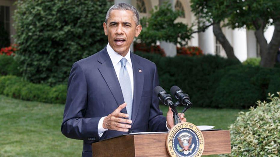 Obama calls for immediate access to MH17 crash site