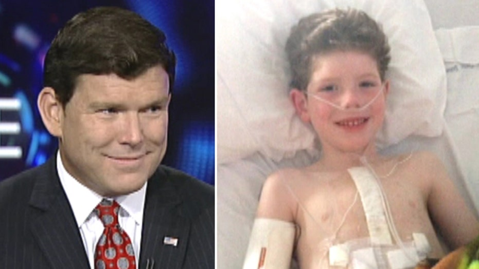 The Foxhole: Bret Baier on his son's health battles