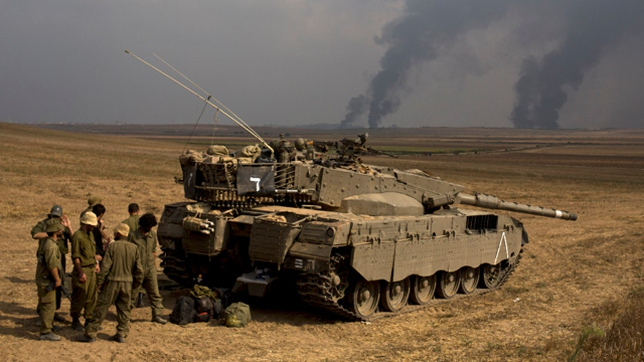 Fighting rages between Hamas, Israel amid truce efforts