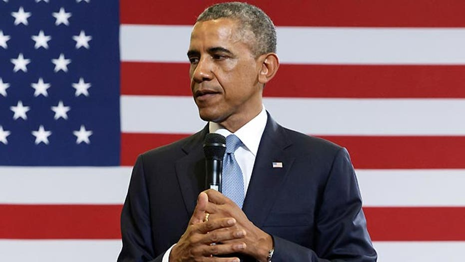 President facing a PR problem amid foreign, domestic issues?