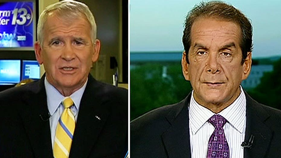 Krauthammer, North react to Obama's broken promises