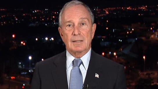 Michael Bloomberg weighs in on FAA travel ban to Israel