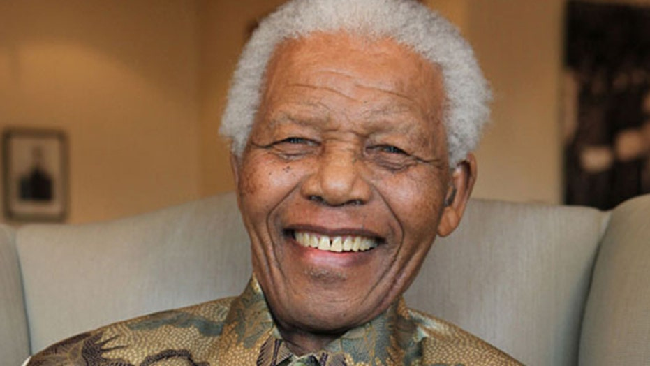 Mandela saved South Africa from 'verge of civil war'