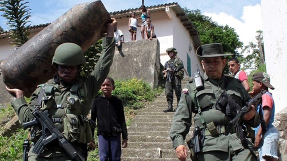 Could renewed violence in Colombia impact the US?