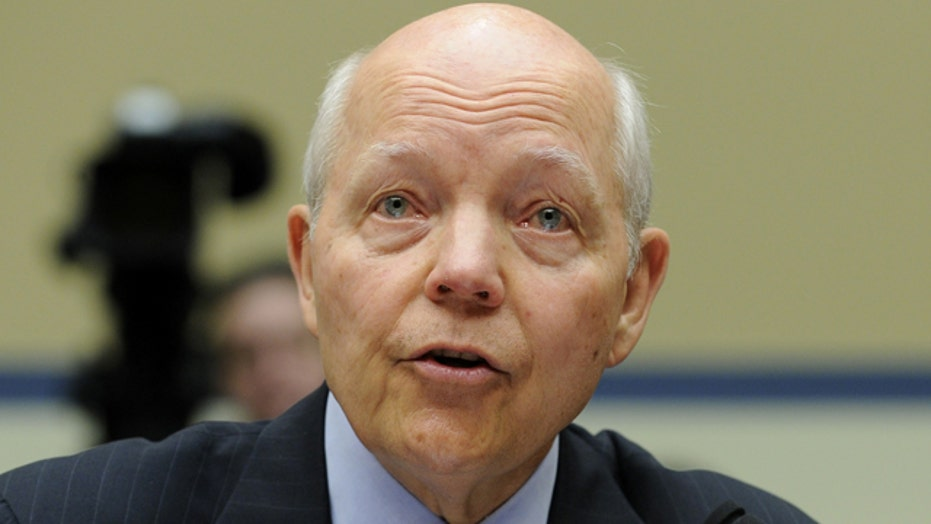 Why the IRS mess needs an independent investigator