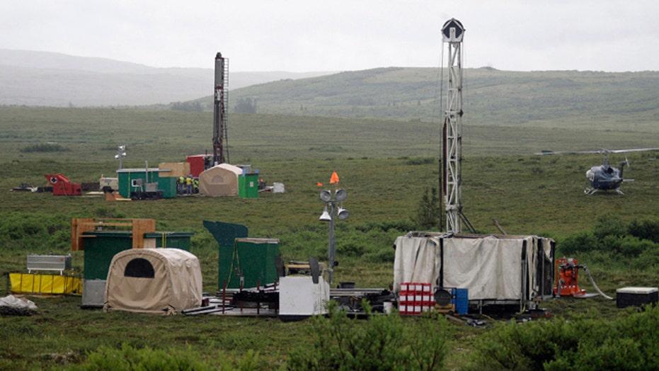 Investors sue EPA over veto of Pebble Mine in Alaska