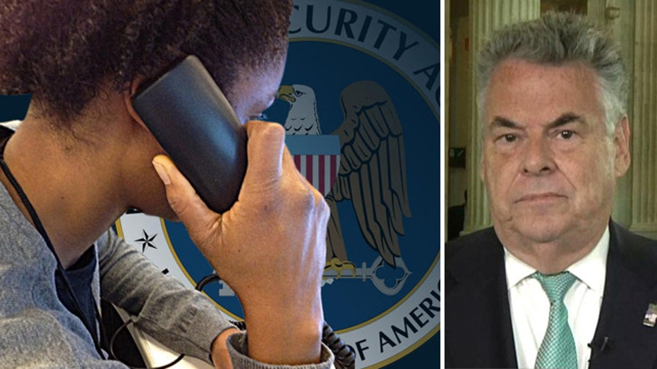 Rep. King: NSA surveillance program 'absolutely essential'