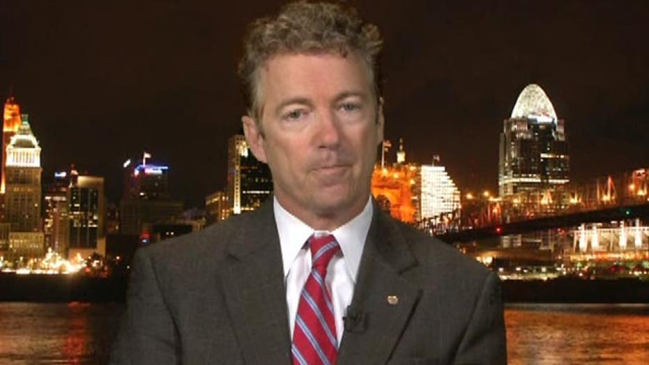 How would 'President Rand Paul' handle current world issues?