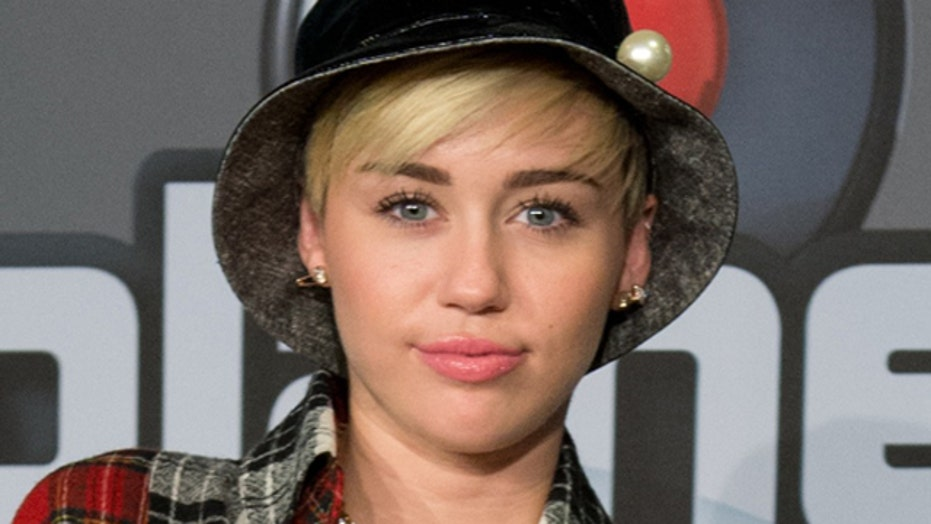 Is Miley's drug song too much?