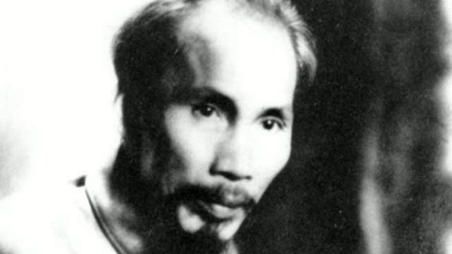 Did Obama praise Ho Chi Minh in Vietnam?