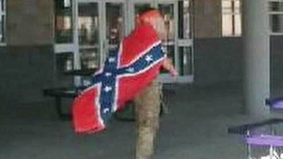 Did school violate civil right with 'Redneck Day'?