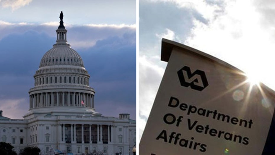 Lawmakers set to check out as vets wait for checkups?