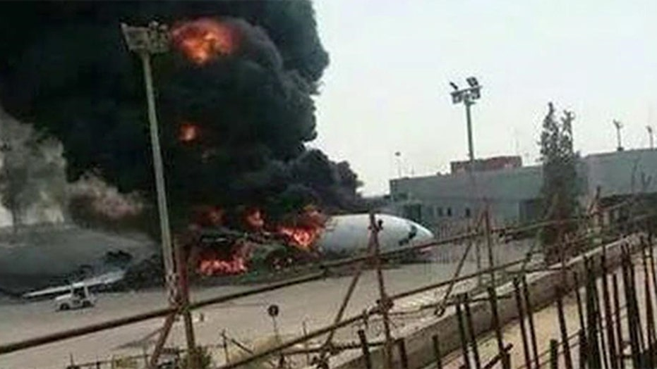 US Embassy in Libya evacuated