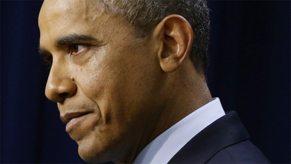 Is President Obama's jobs push dividing Americans?