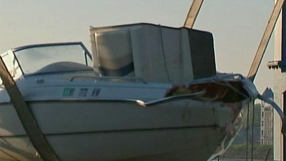 Hudson River boat crash: Driver charged with manslaughter