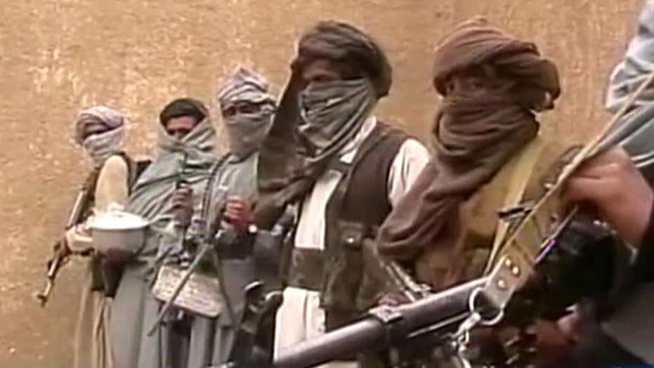 Report: US weapons in Afghanistan reaching insurgents
