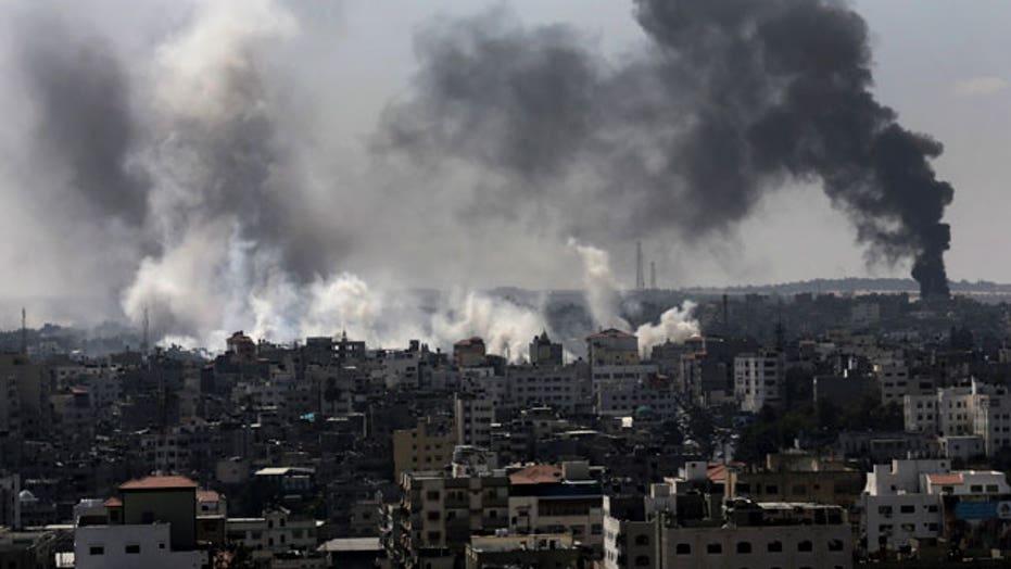 General Garner: Tough task destroying Hamas tunnels in Gaza