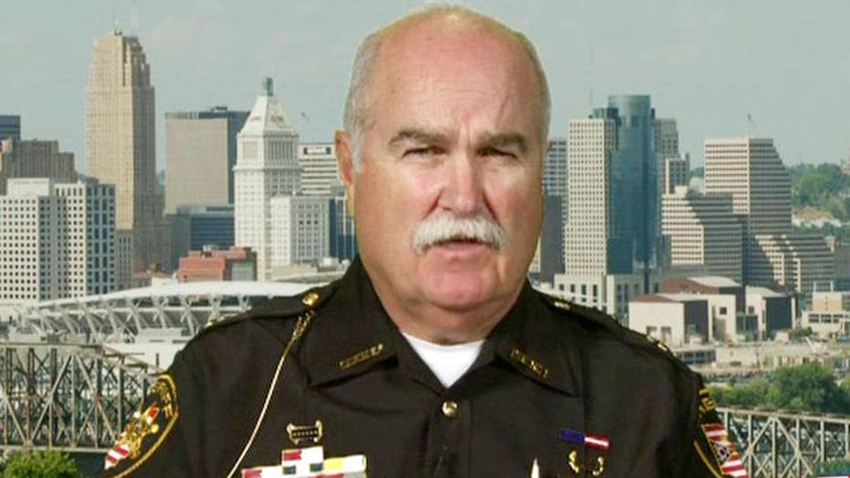 Ohio sheriff asks Obama to secure the border