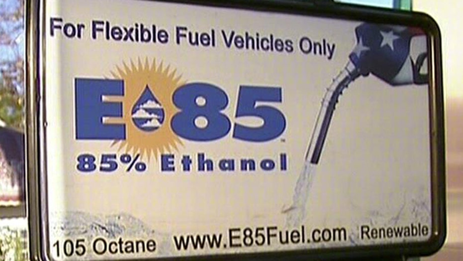 Fast food companies say biofuels take away from profits