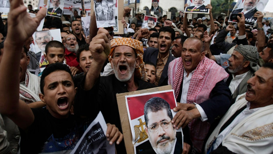 Crackdown in Egypt leads to greater violence