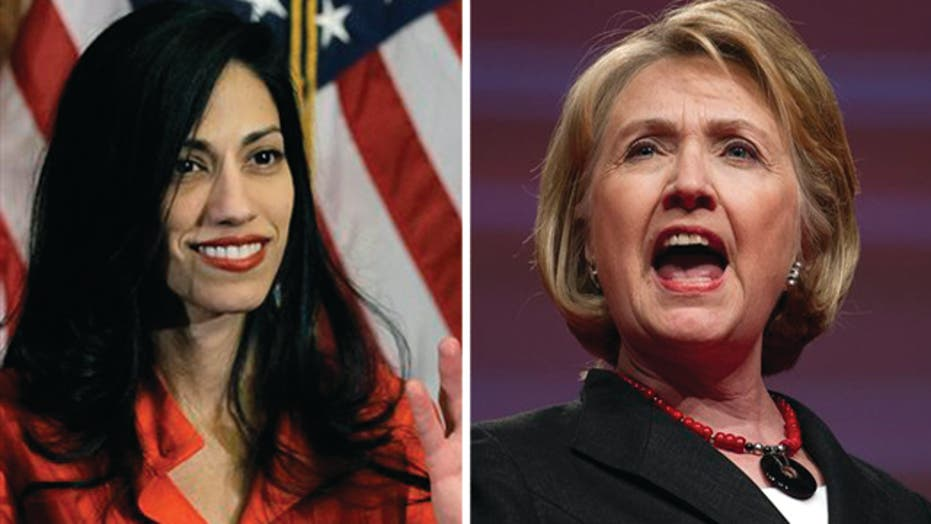 Report: Clintons 'livid' at Weiner scandal comparisons