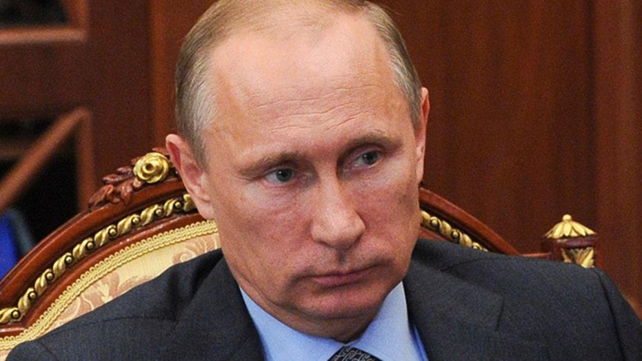 Has Putin gone too far in Ukraine?
