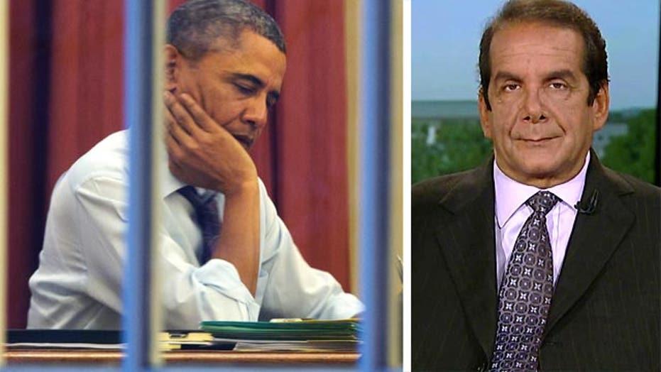 Krauthammer:  Obama impeachment talk