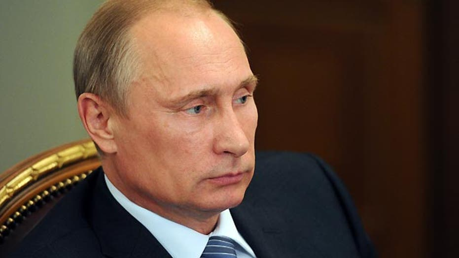 Russia violated 1987 arms treaty with cruise missile test?