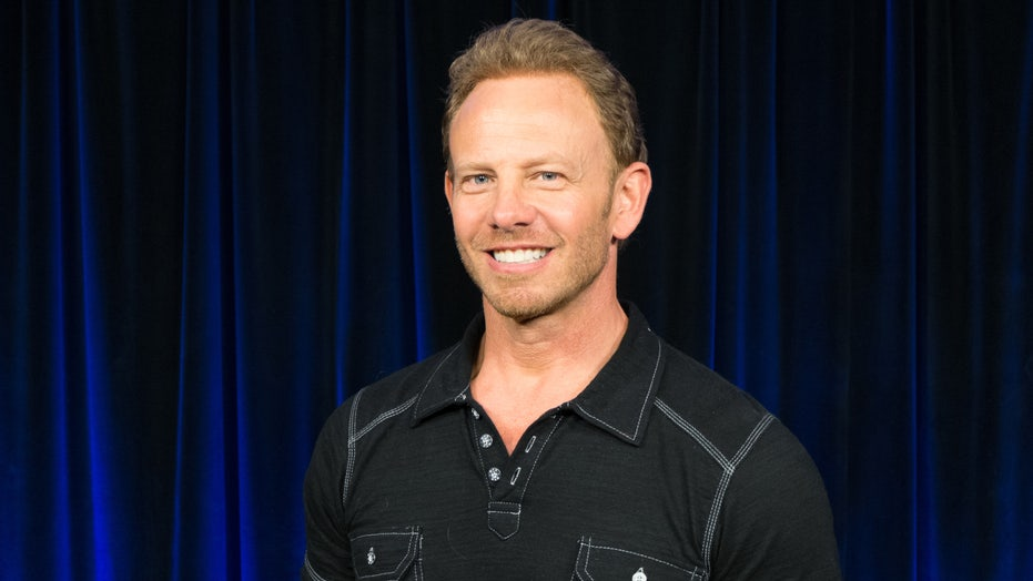 Ian Ziering Gets Serious About 'Sharknado 2: The Second One'